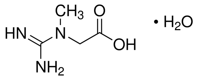 Creatine Monohydrate Structure