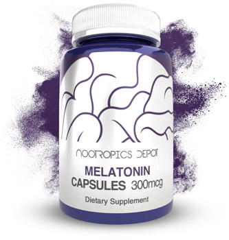 Buy Melatonin Capsules | 300mcg